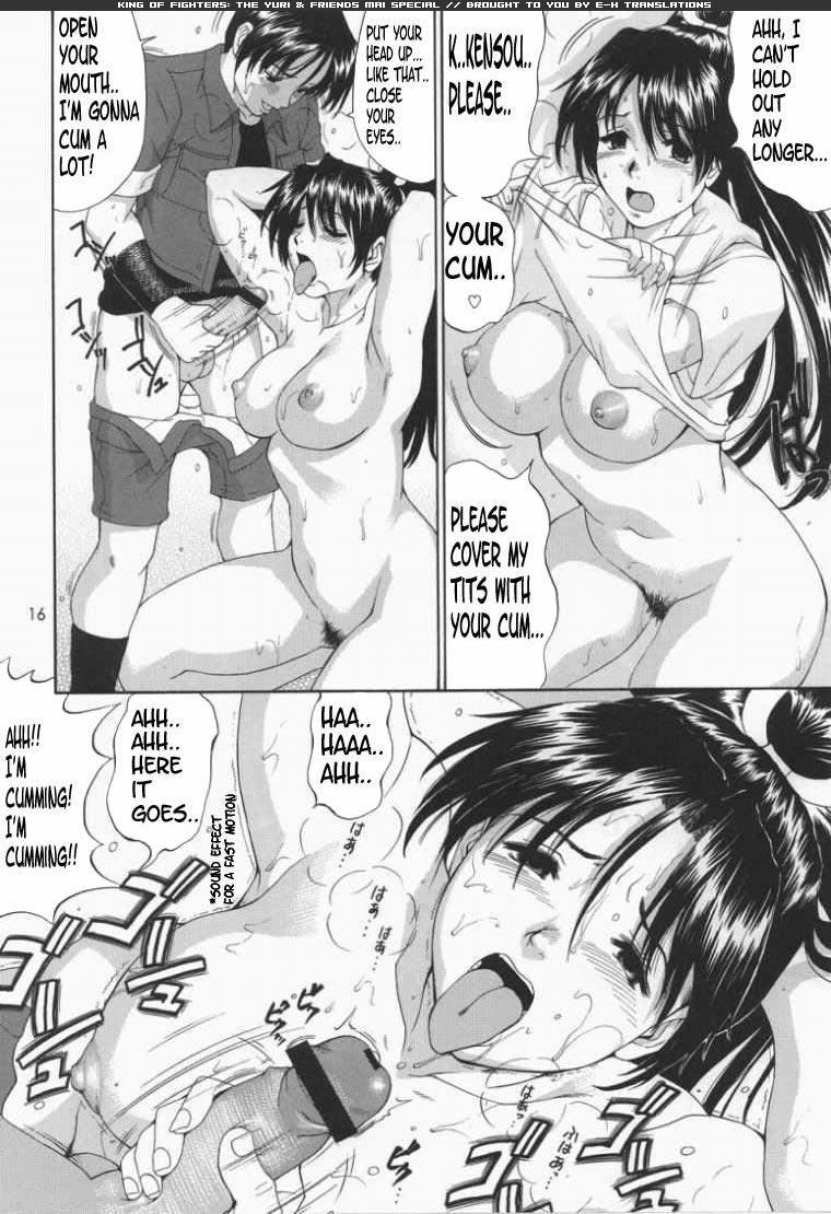 Yuri & Friends Mai Special 15