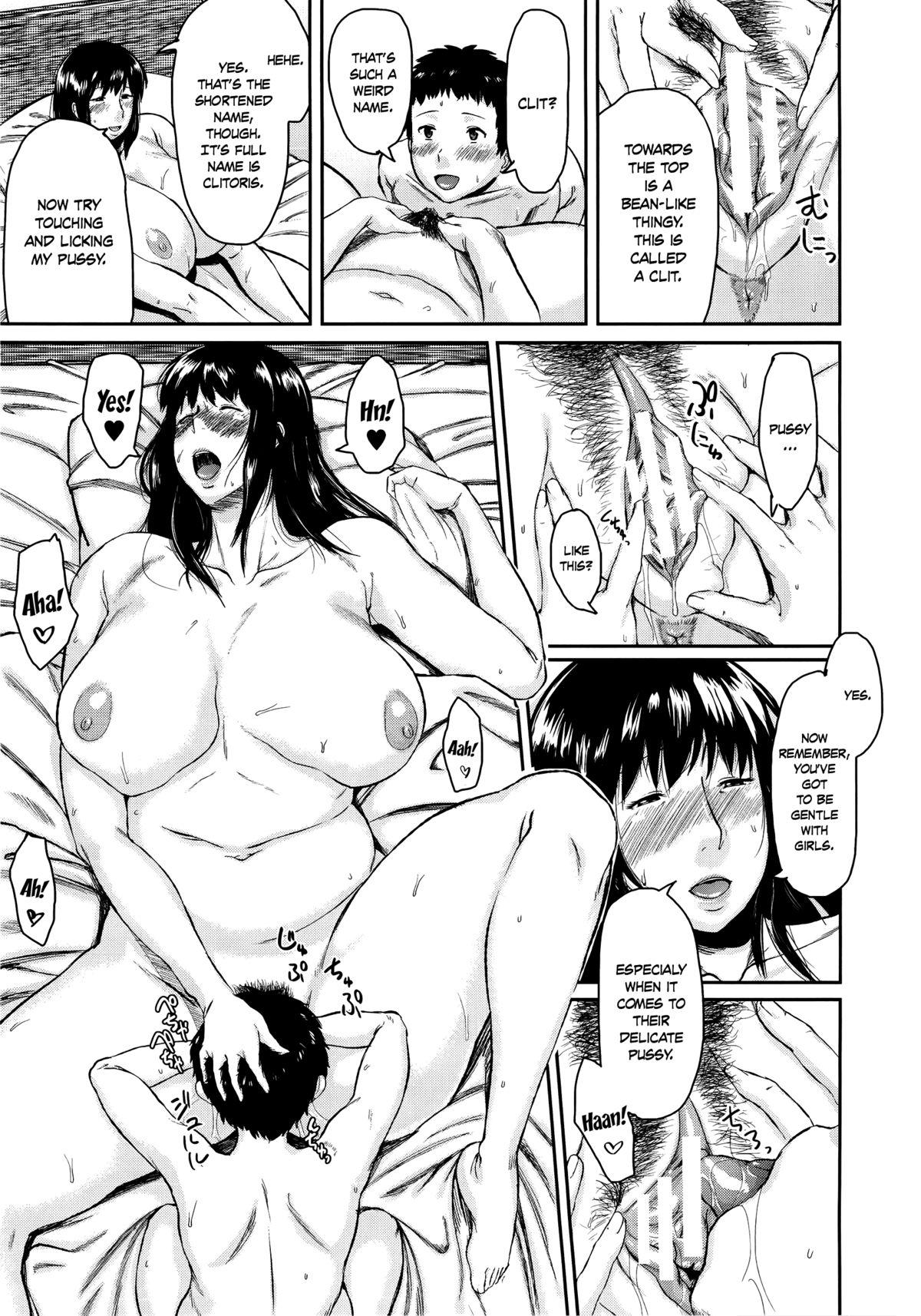 Koukan Musuko | Son Swapping Ch. 1 25