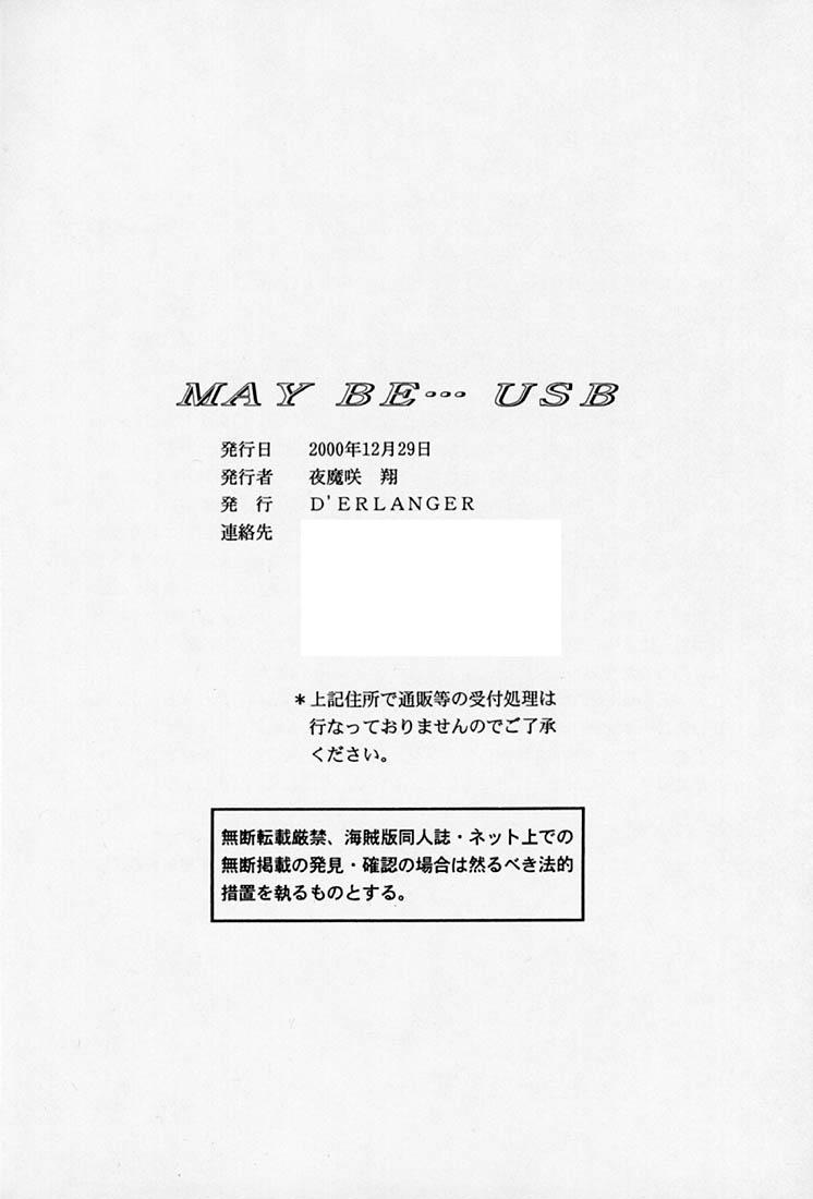 MAY BE... USB 16