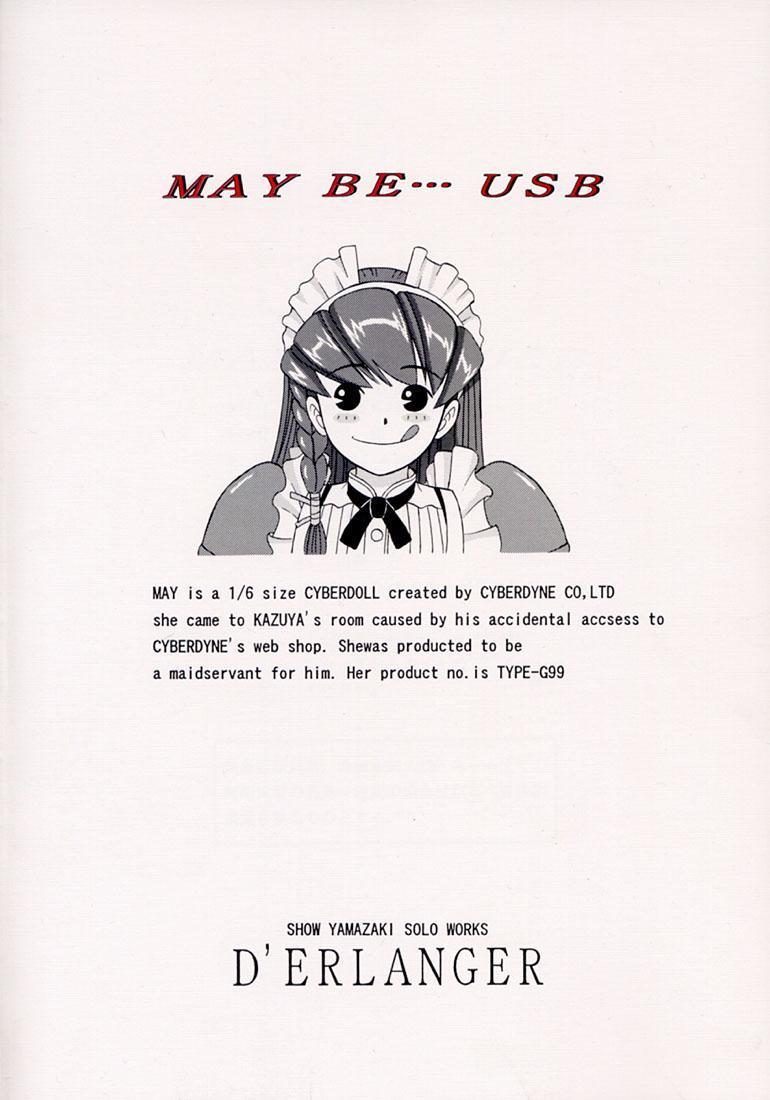 MAY BE... USB 17