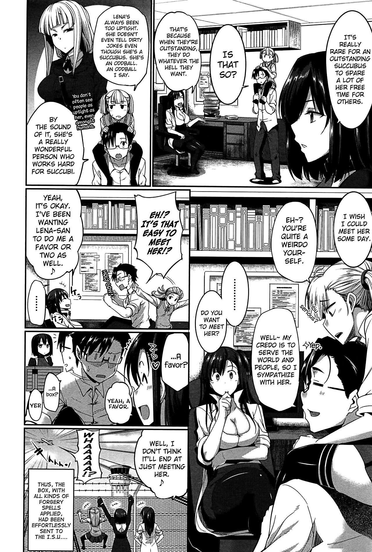 Inma no Mikata!   Succubi's Supporter! 127