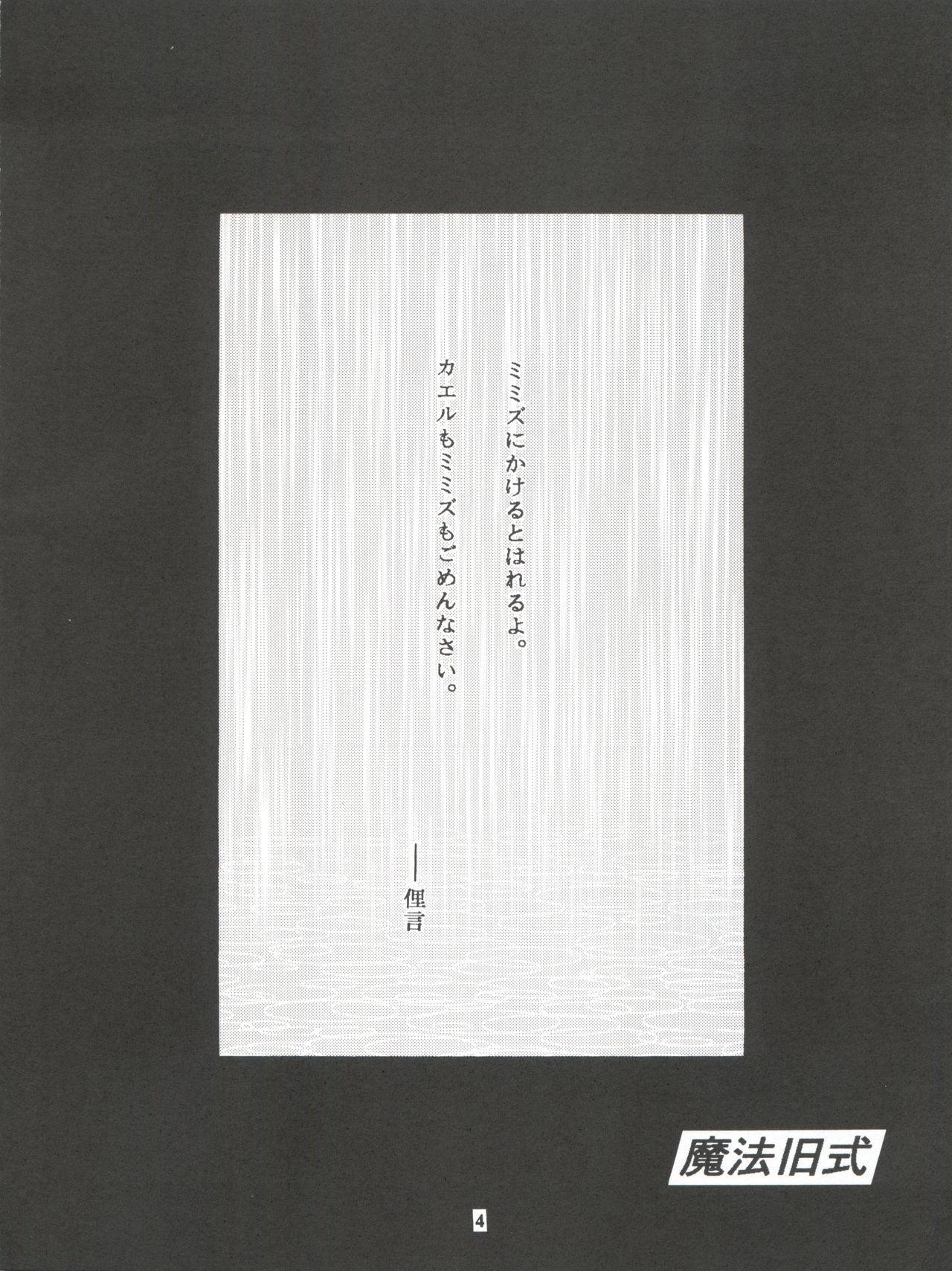 Mahou Kyuushiki II - Magical Classic II 3