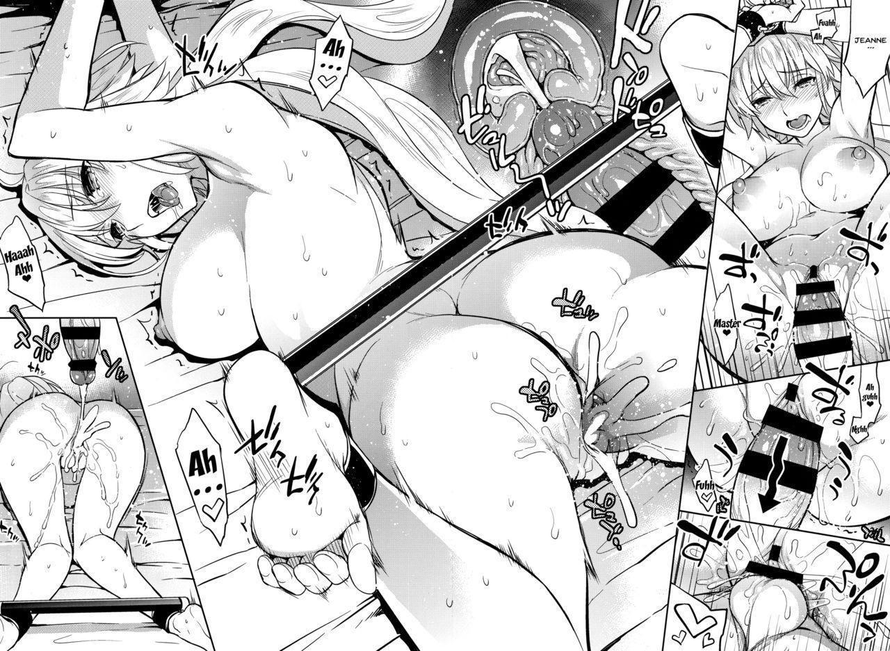 (C95) [Crazy9 (Ichitaka)] C9-37 Jeanne Alter-chan to Yuru Fuwa SM   Little Miss Jeanne Alter's Fluffy-Wuffy S&M + FGO LOG (Fate/Grand Order) [English] {Doujins.com} 25