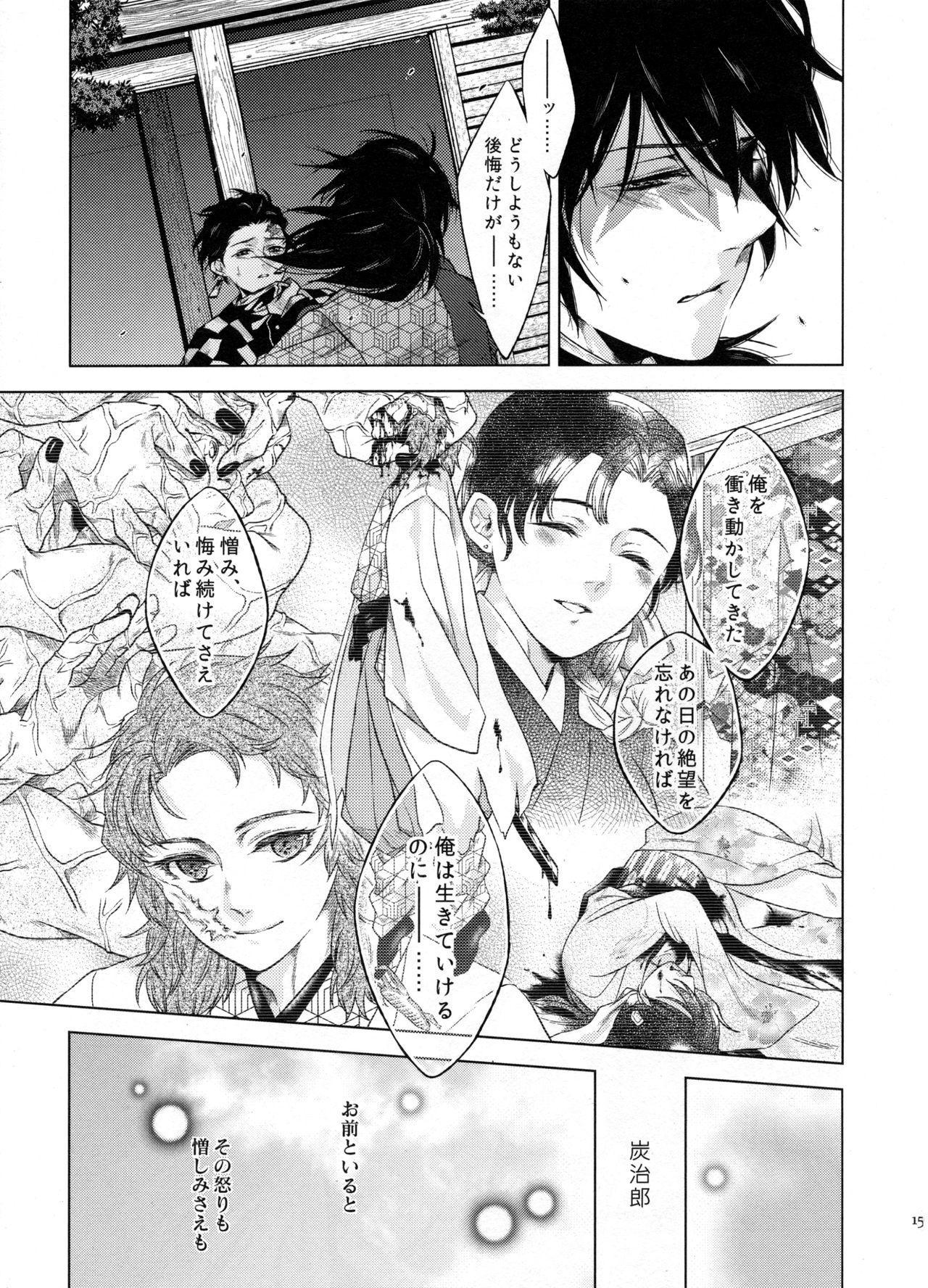 Sonzai suru Ningen no Kodoku to, Sonzai shinai Eien 13