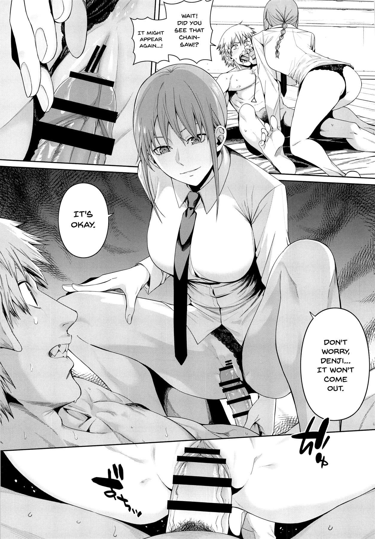 Kusarinoko Katsurei | Chainsaw Circumcision 7