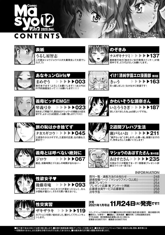 COMIC Masyo 2020-12 261