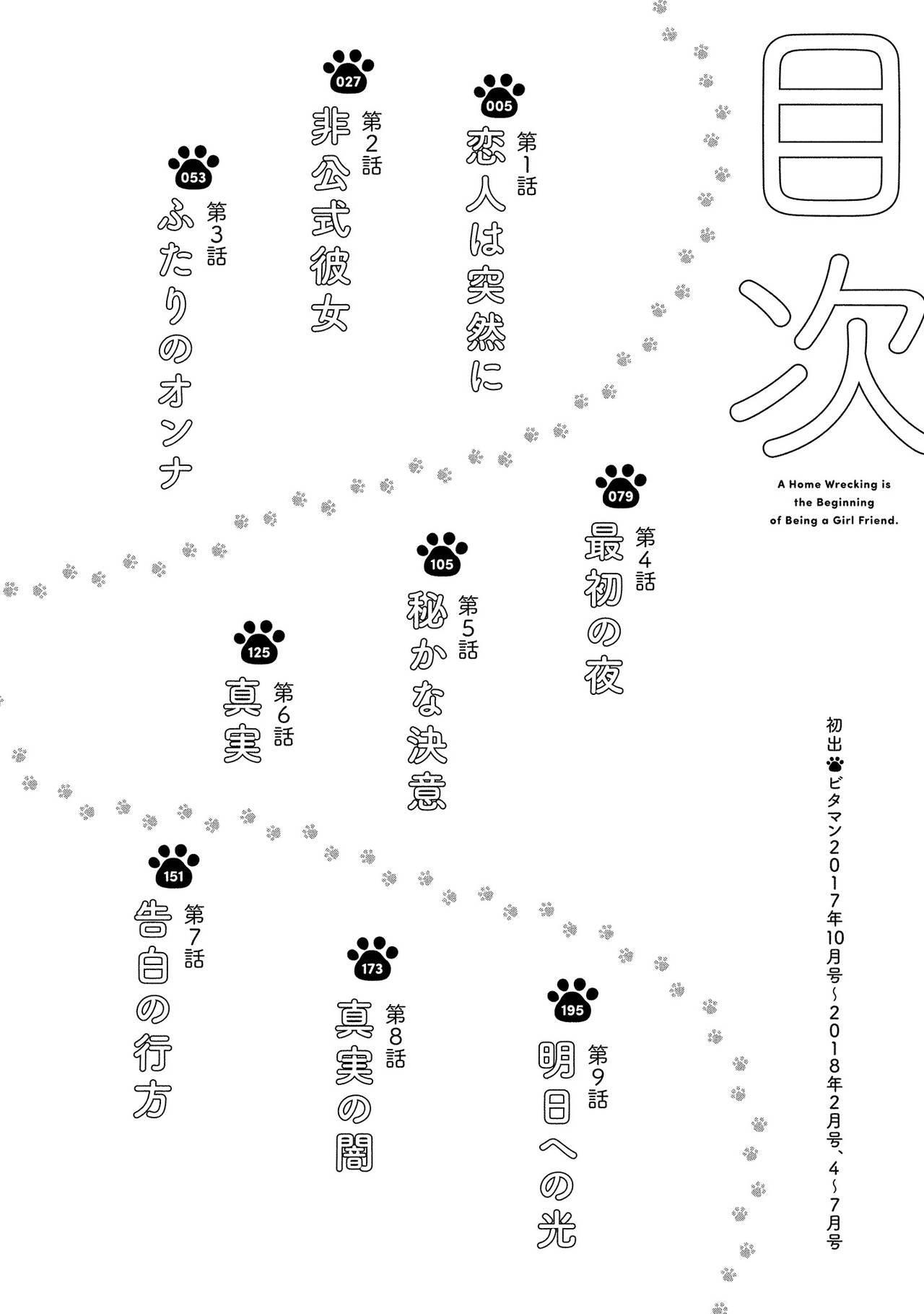 Dorobou Neko wa Kanojo no Hajimari 4