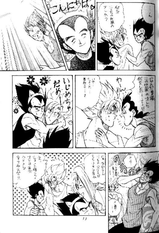 Koko Dake No Futari!! 11