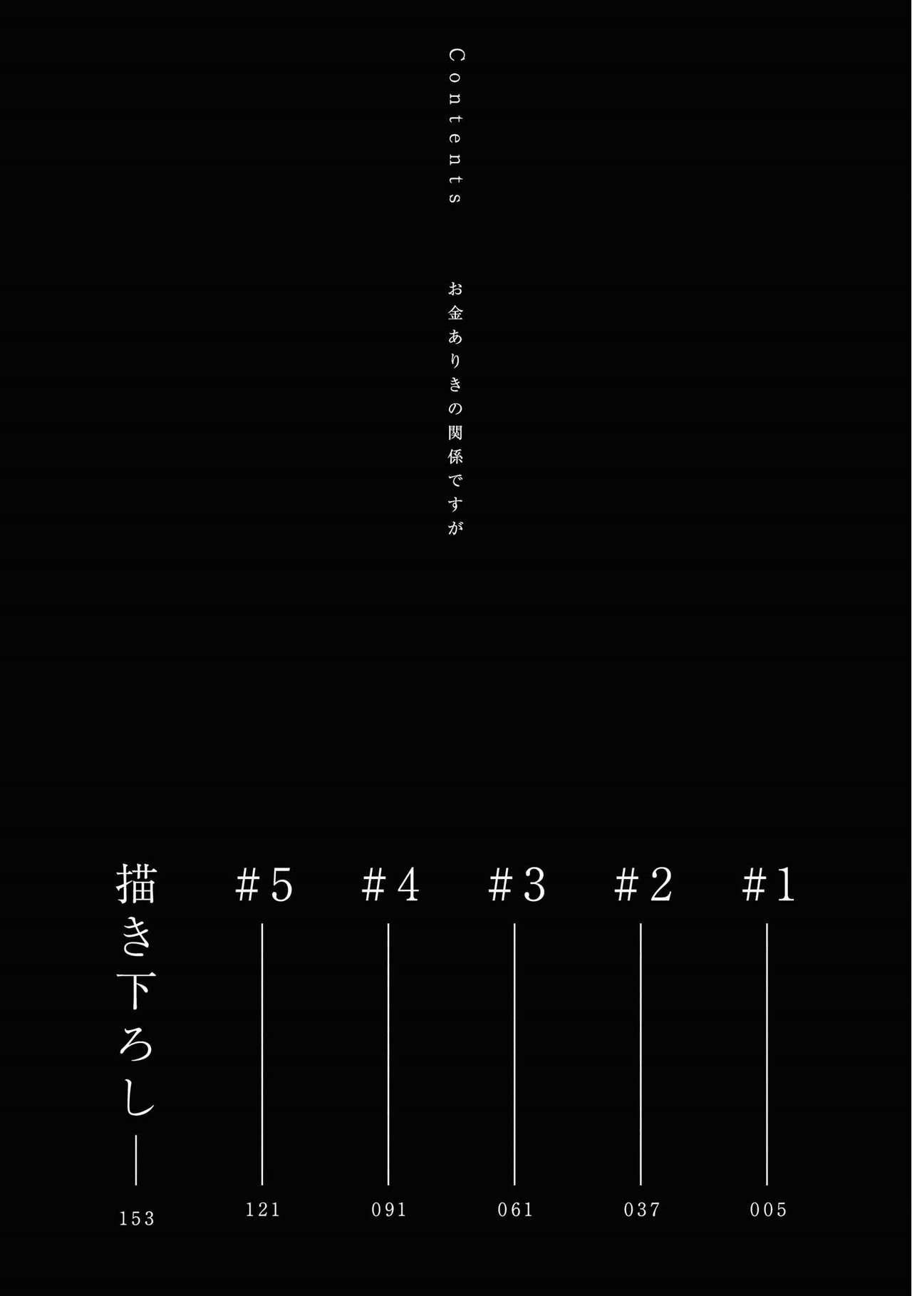 Okane Ariki no Kankei desu ga | 与债有关 Ch. 1-4 2