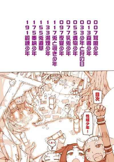 Sei-iki shonen 4