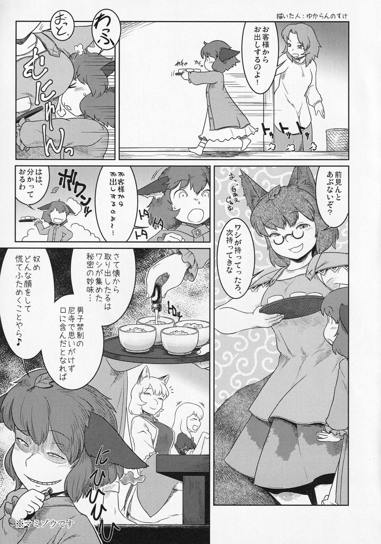 Touhou ShokuSe Goudou 11