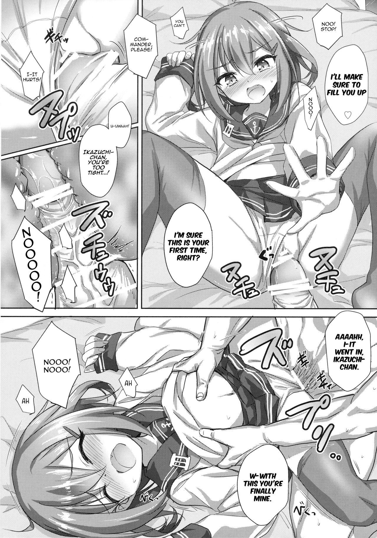 Gomen ne Ikazuchi-chan 16
