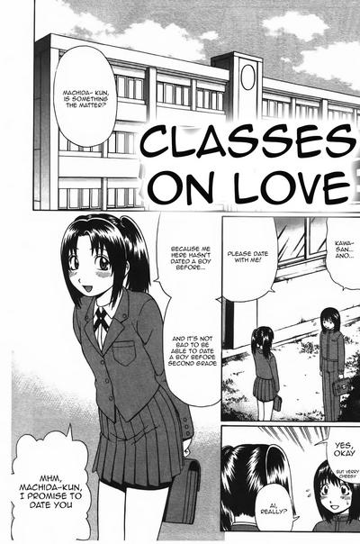 Renai Tutorial   Classes of Love 0