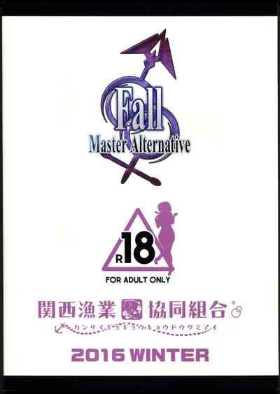 Fall/Master Alternative 1