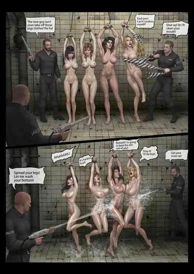 Mad Doc Women Prison 01-02 1