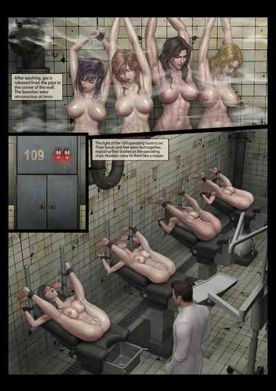 Mad Doc Women Prison 01-02 2