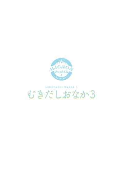Mukidashi Onaka 3 2