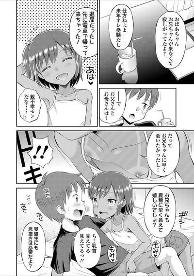 Natsu to Ani to Imouto 5