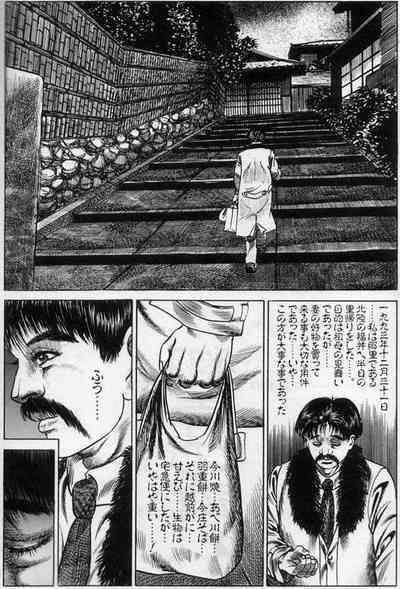 "Hiroshi Tatsumi Book 2""Group Of Merciless"" 2"