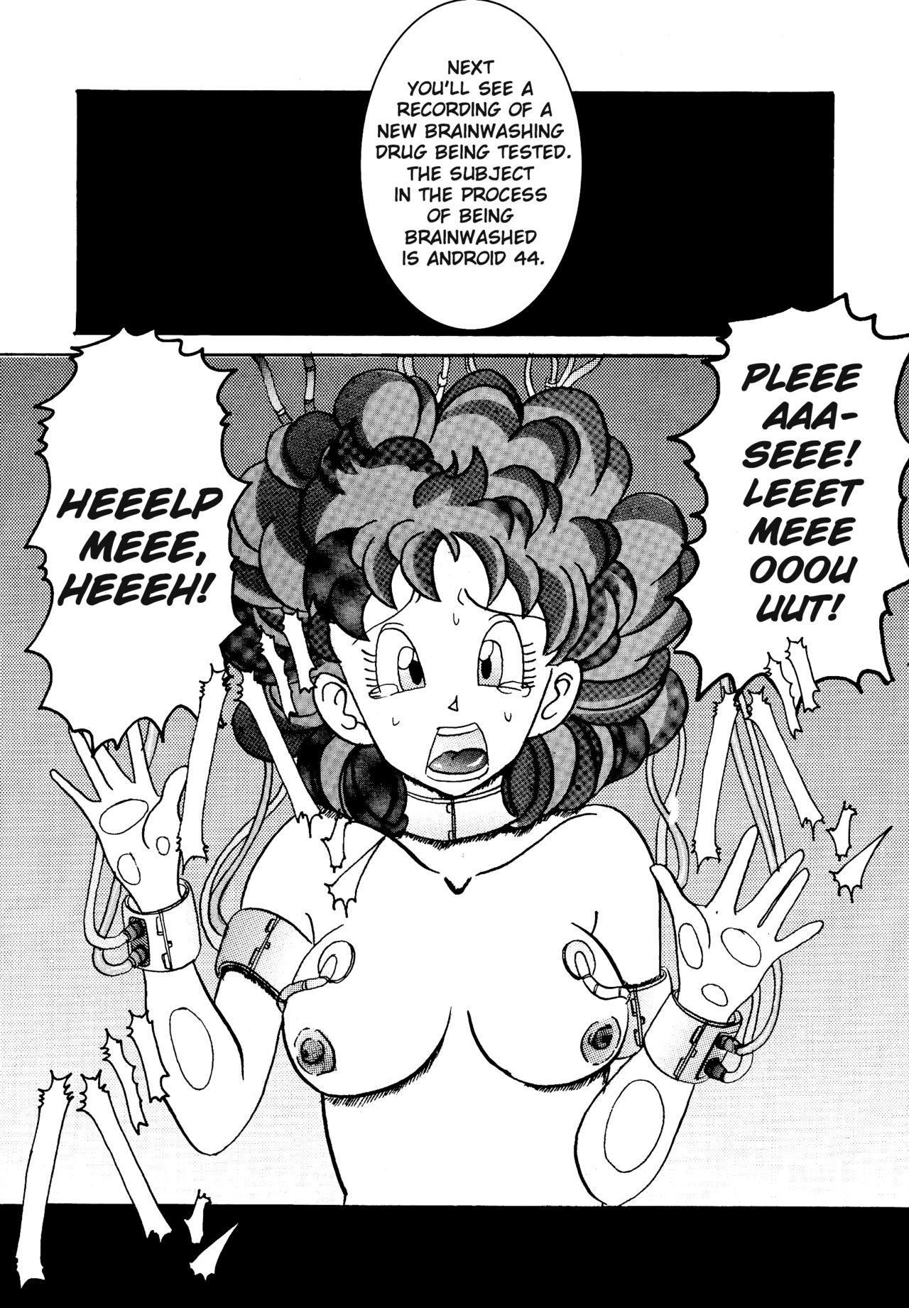 [Light Rate Port Pink] Tanjou!! Aku no Onna Senshi Jinzou Ningen 18-gou Sennou Kaizou Keikaku -Joshou- (Dragon Ball Z) [English] [ChoriScans] 6