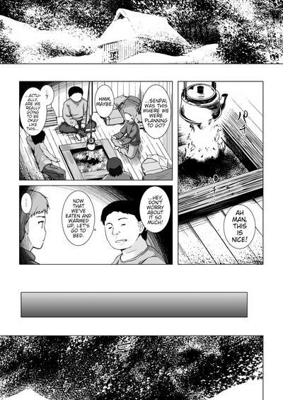 Monokemono Hachi-ya | Ghost Story Eighth Night 3
