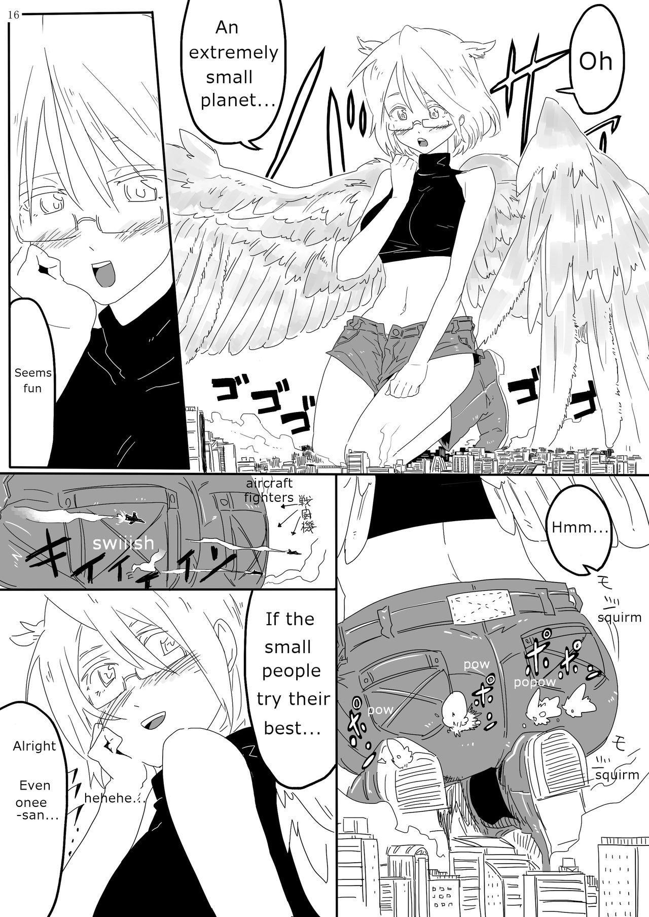 Bird girls stories 2