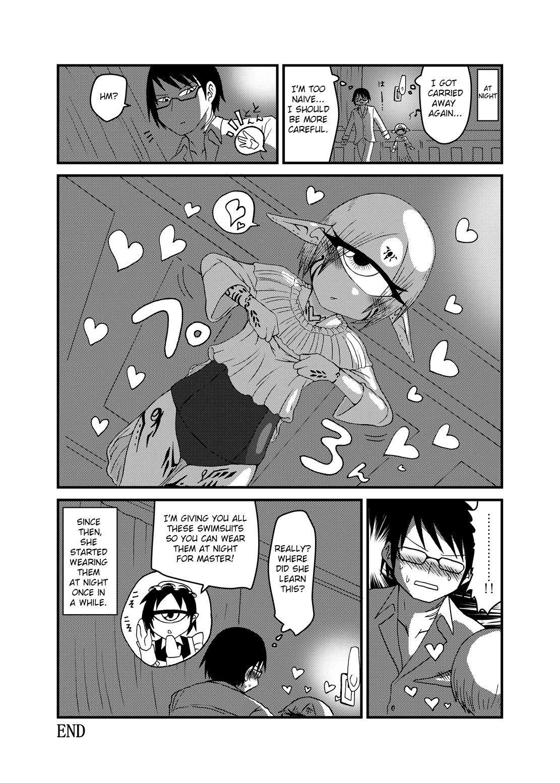 Mikai no Chi de Hirotta Nazo Gengo Tangan-chan o Maid to Shite Yatotte Icha Love suru Hon 3.5 22