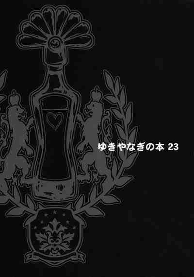 Yukiyanagi no Hon 23 Nurunuru Juri & Chun-Li | 滑溜溜的蛛俐&春麗 6