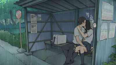 Sotsugyou no Hi made Mainichi Bus-tei de Kouhai Joshi to Sex suru Hanashi 4