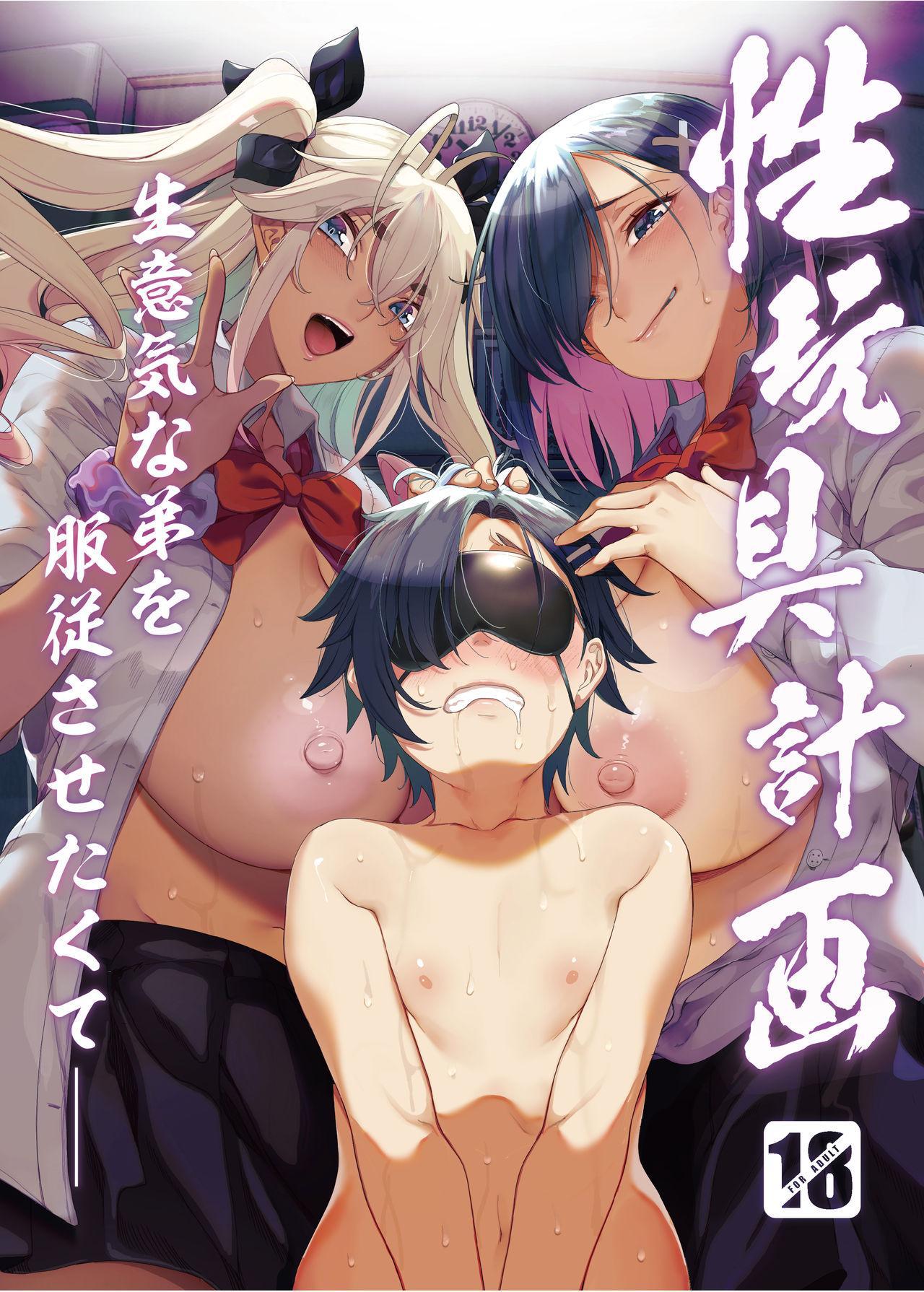 Seigangu Keikaku Namaiki na Otouto o Fukujuu sasetakute   I Want To Make My Cheeky Younger Brother Submit To Me Using Sex Toys 0
