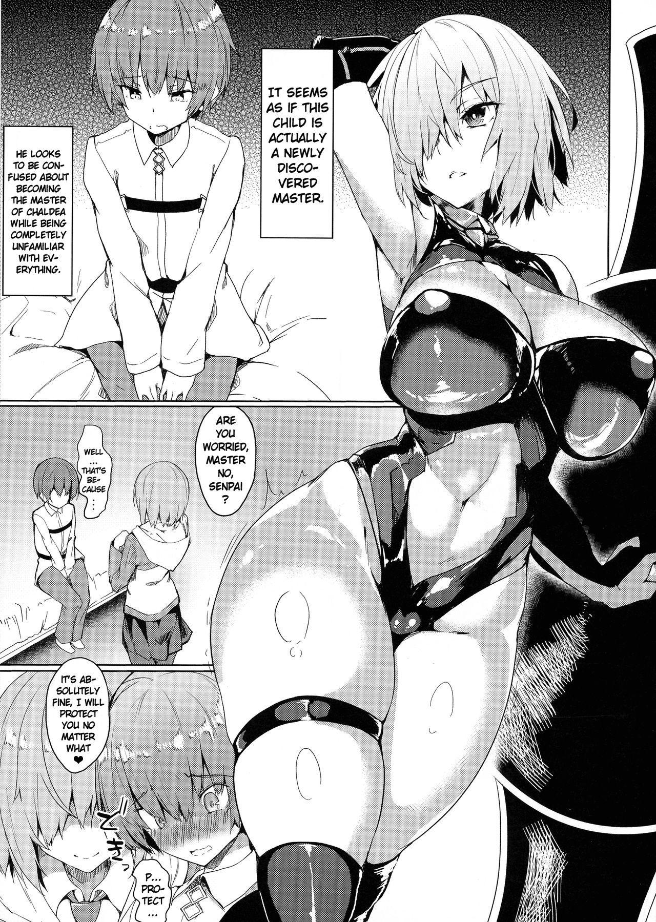 Mash Onee-chan to Shota Master 4