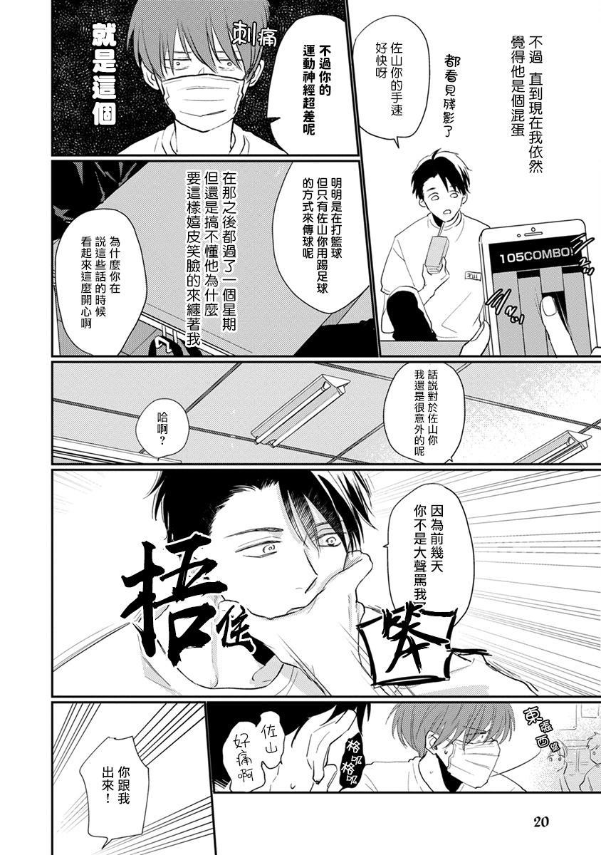 Mask Danshi wa Koishitakunai no ni   口罩男子明明不想谈恋爱 Ch. 1-9 22