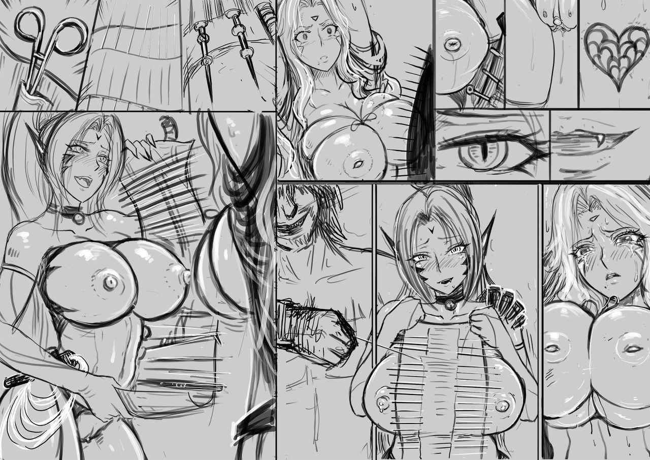 淫虐02-草图(2021.1.16 更新) 117