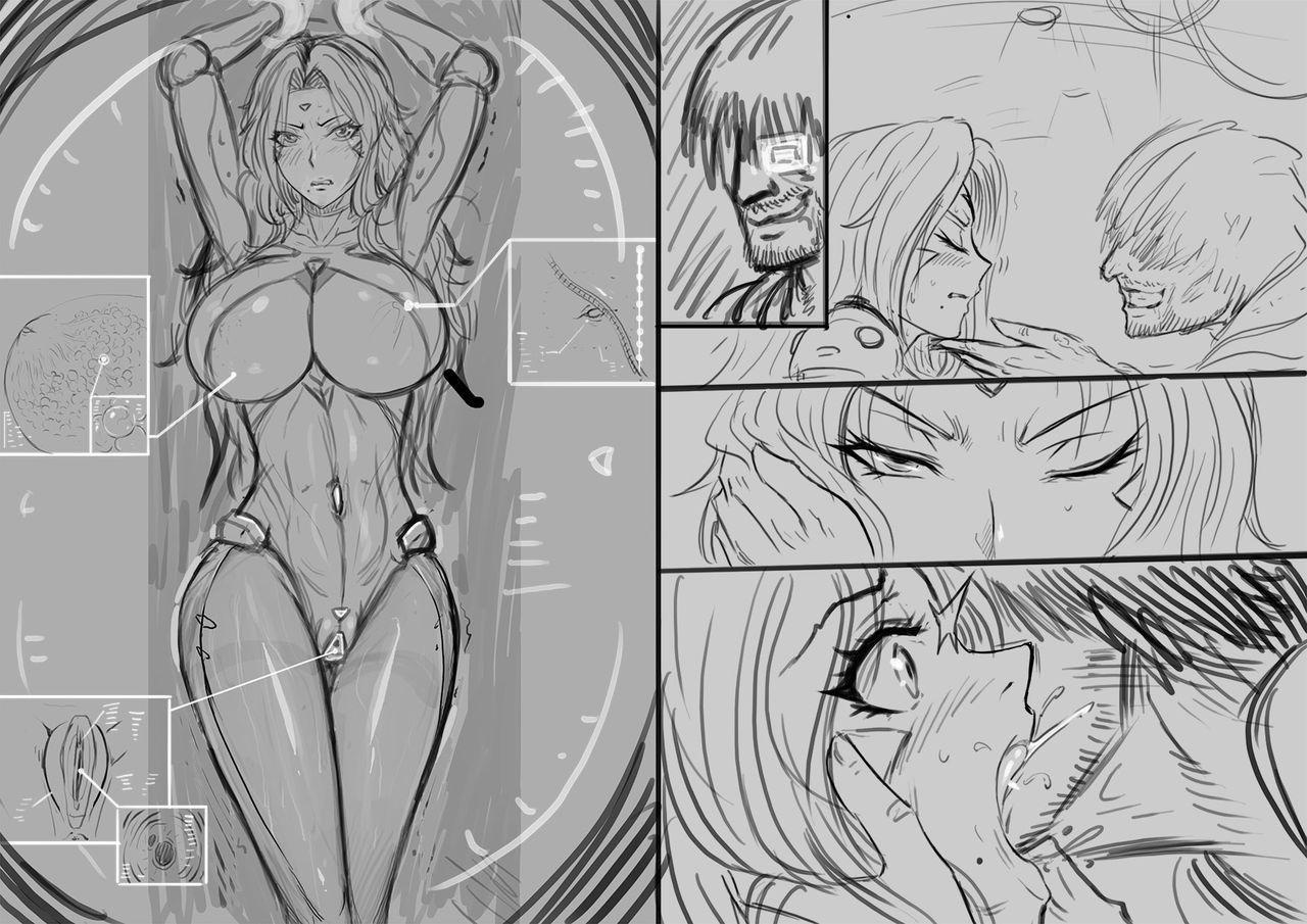 淫虐02-草图(2021.1.16 更新) 15