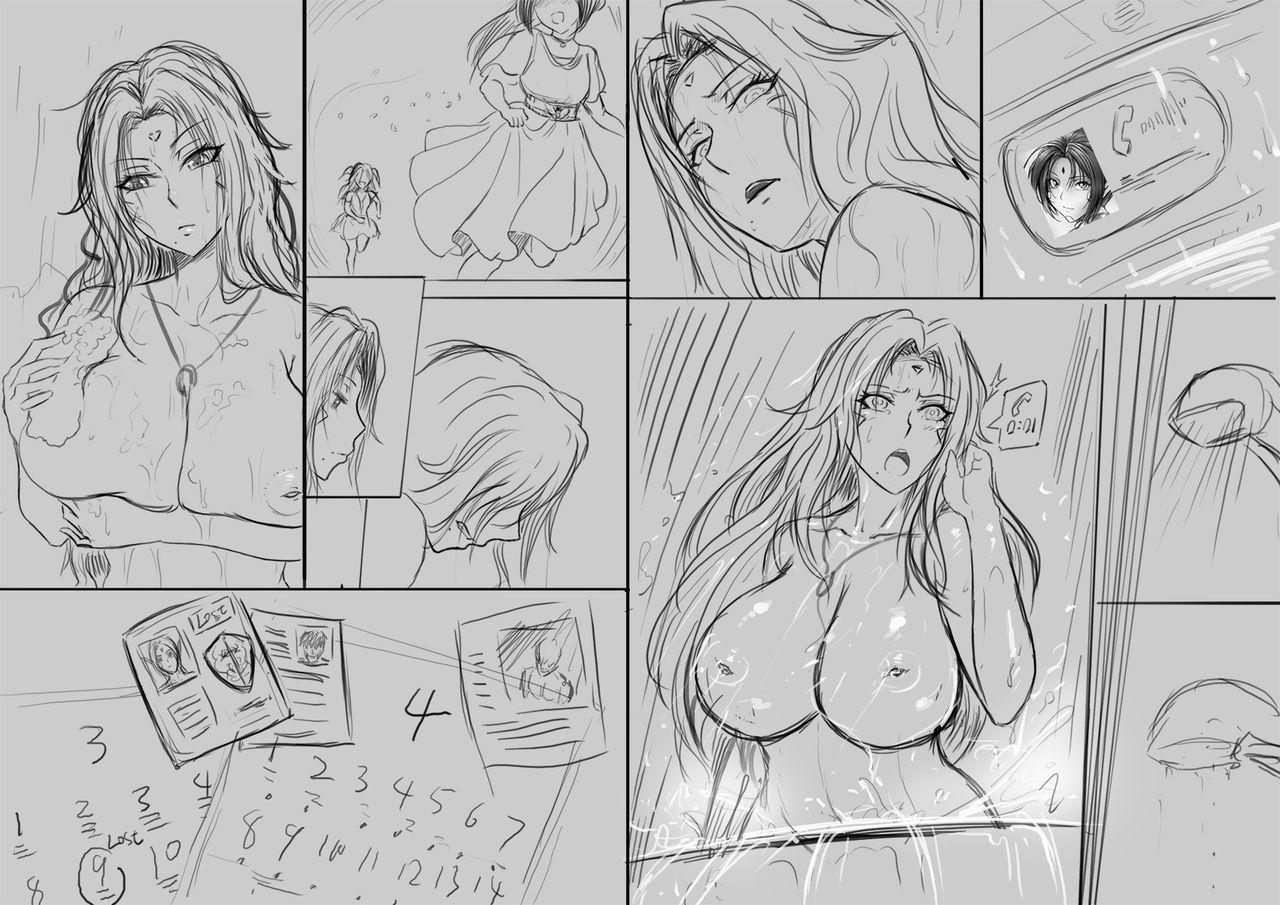 淫虐02-草图(2021.1.16 更新) 3