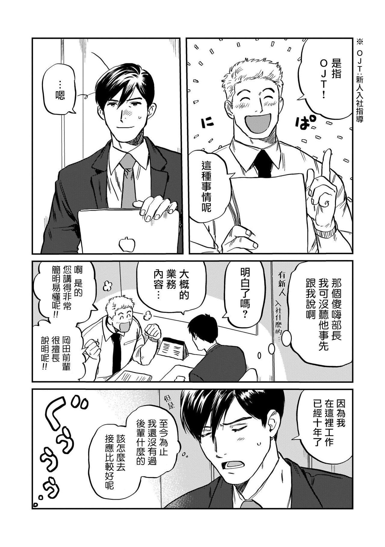 Kouhai no Oppai ga Suki Sugiru | 我太喜欢后辈的奶子了 Ch. 1-2 14
