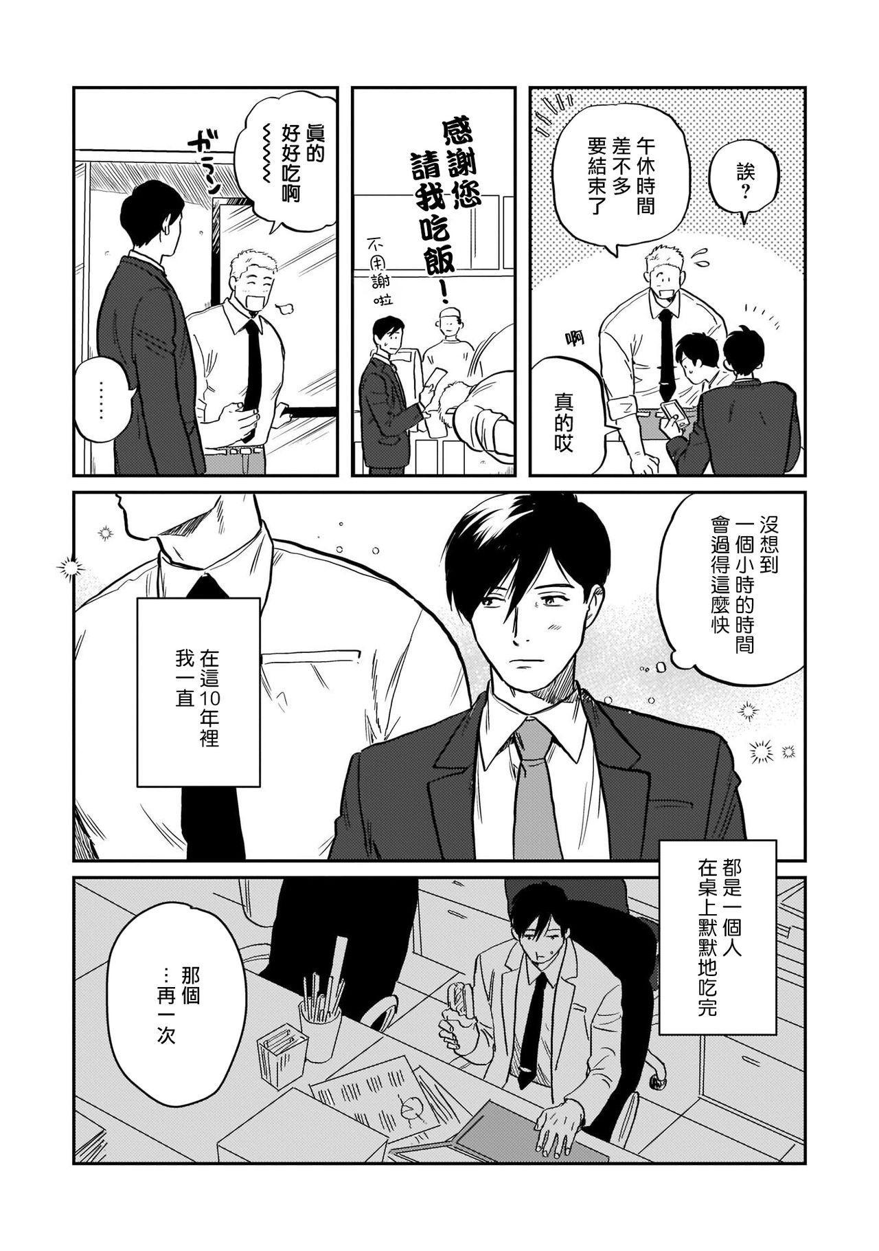 Kouhai no Oppai ga Suki Sugiru | 我太喜欢后辈的奶子了 Ch. 1-2 20