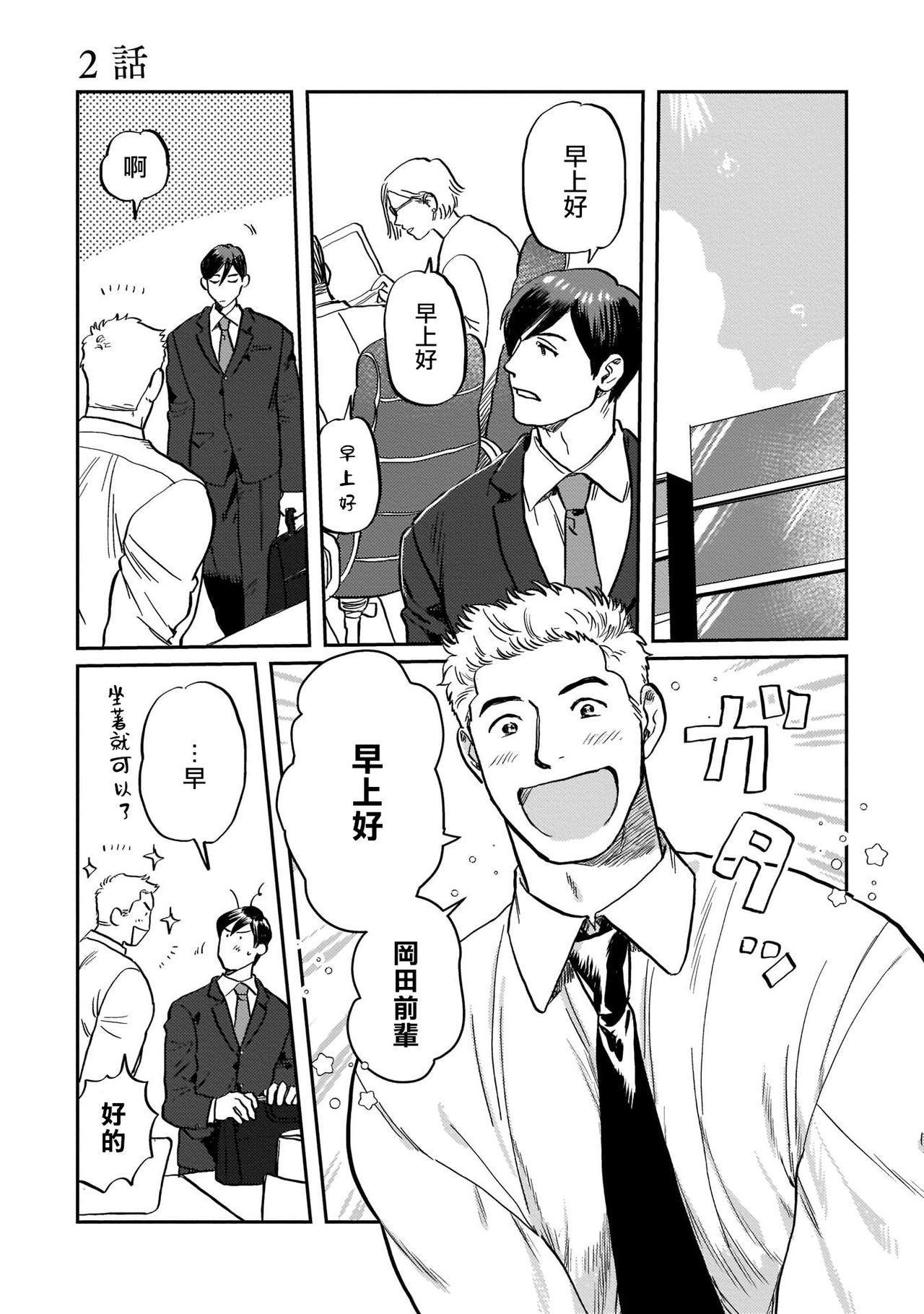 Kouhai no Oppai ga Suki Sugiru | 我太喜欢后辈的奶子了 Ch. 1-2 29