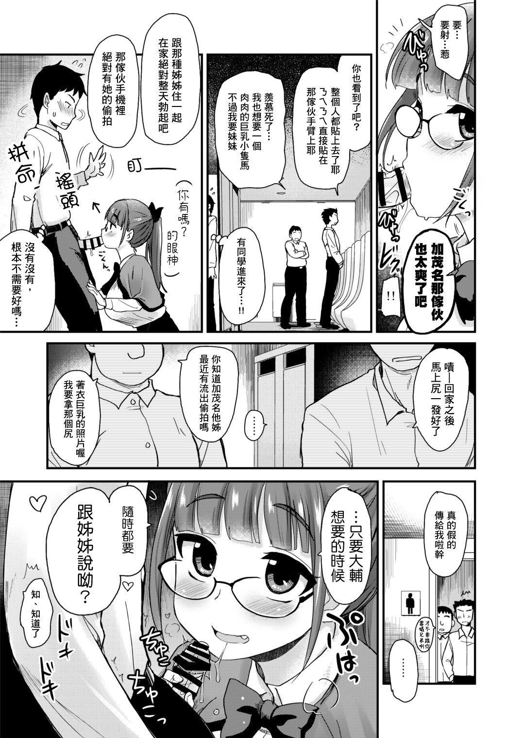 Otouto no Seiyoku Shori wa, Ane ga Suru Mono da to Onee-chan wa Omotte iru. | 弟弟的性慾處理是姊姊的義務,我的繼姊覺得這樣理所當然。 8