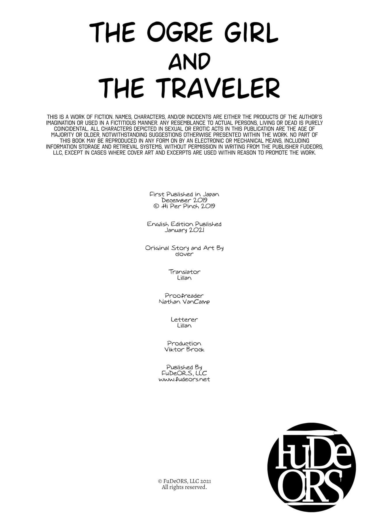 Oni Musume to Tabibito | The Ogre Girl and The Traveler 29