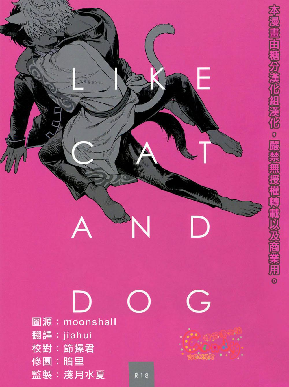 Like cat and dog 0