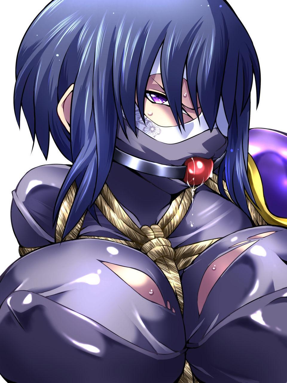 [Atelier Hachifukuan] Superheroine Yuukai Ryoujoku IV - Superheroine in Distress - Kunoichi Suzushiro [English] [Harasho Project] 34