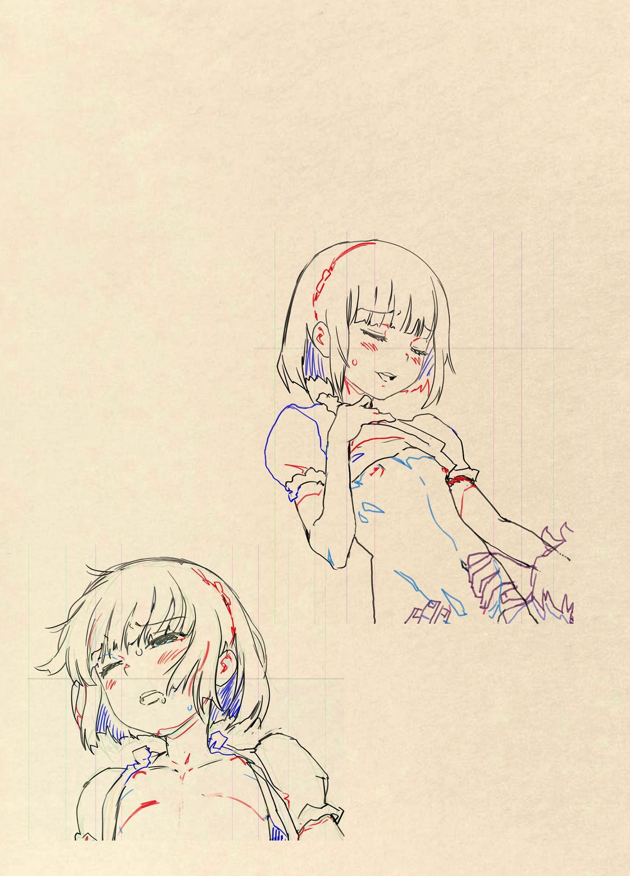 "Too Naughty Sister ""Marino's 135.8cm"" Icha LOVE Metamorphosis Report 39"