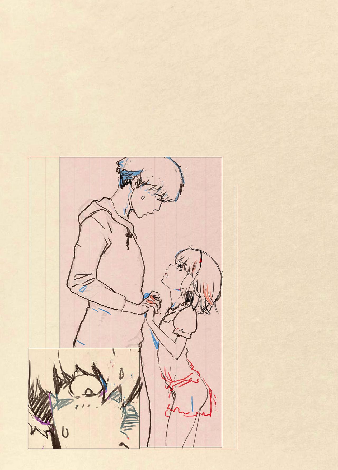 "Too Naughty Sister ""Marino's 135.8cm"" Icha LOVE Metamorphosis Report 47"