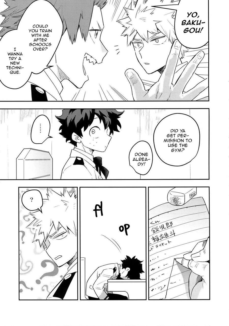 Kimi no Koe o Kikasete 9