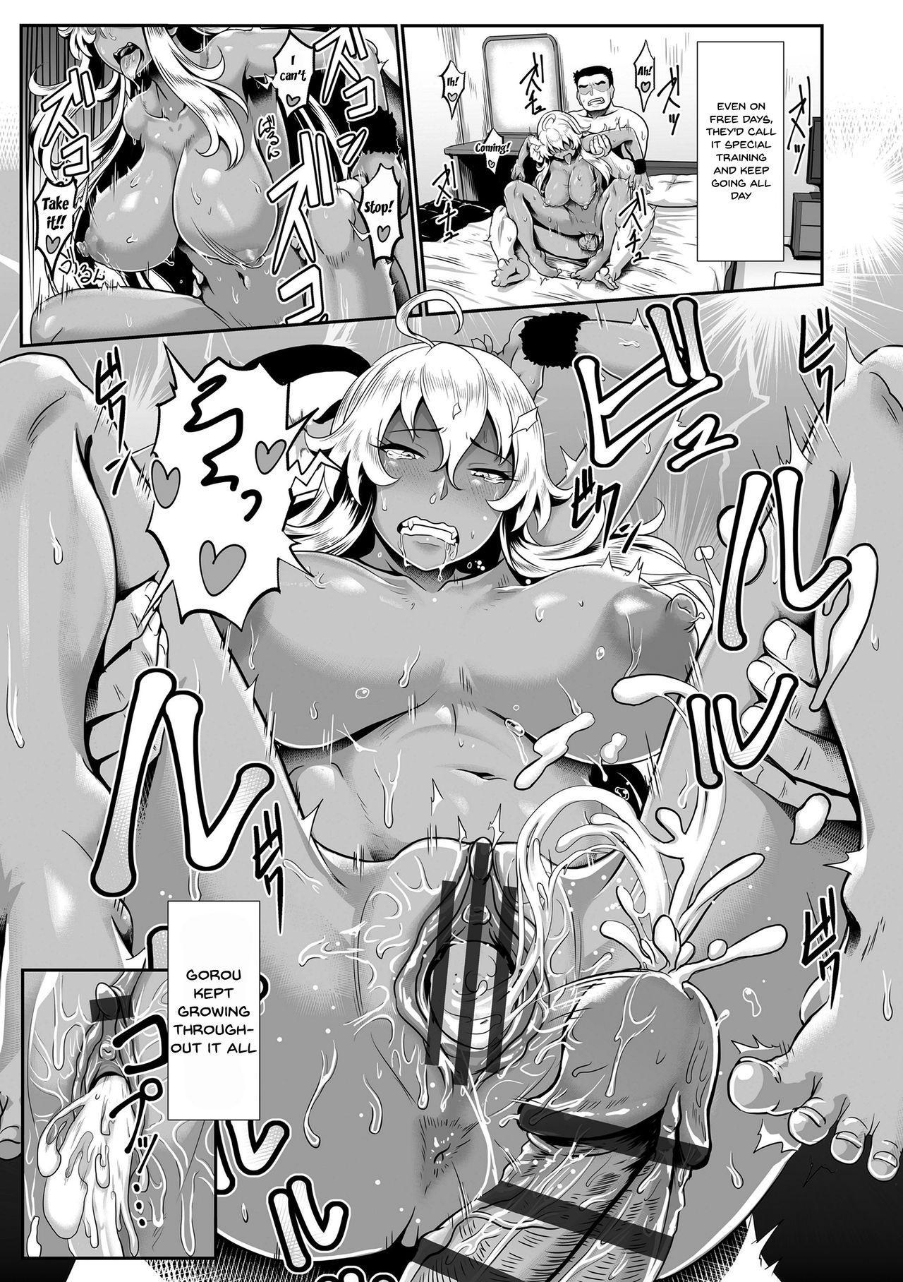 Sakare Seishun!! Ragai Katsudou | Prospering Youth!! Nude Outdoor Exercises Ch. 1-3 41