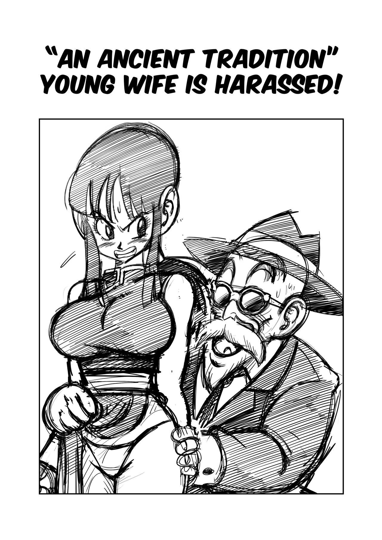 """""""An Ancient Tradition"""" - Young Wife is Harassed! 2"""