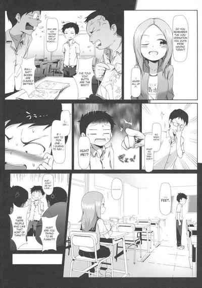 Takagisan's Sweat 2