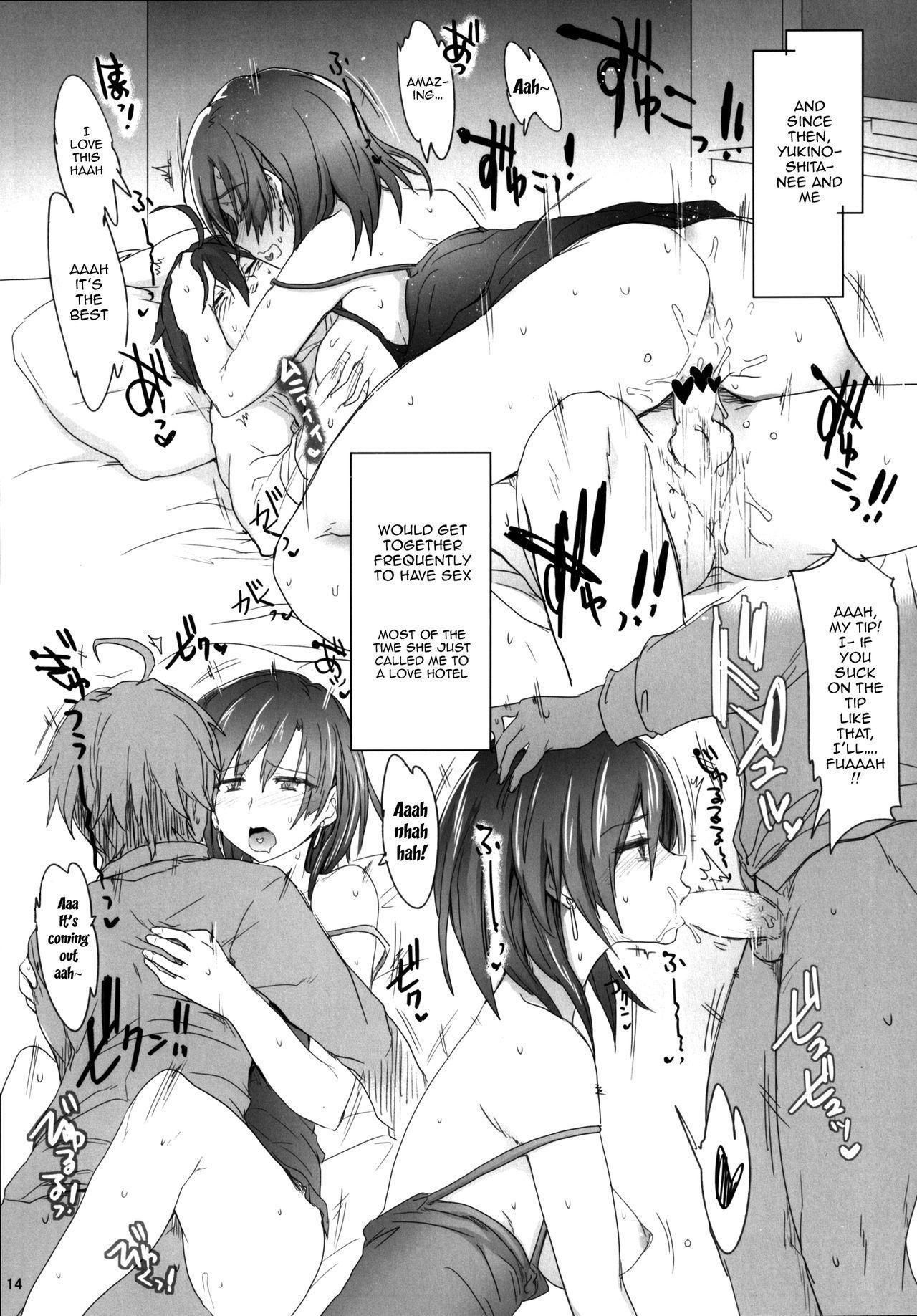 Houshi-bu no Seiteki na Katsudou no Seika.   The Sexual Activities Of The Volunteer Club 12