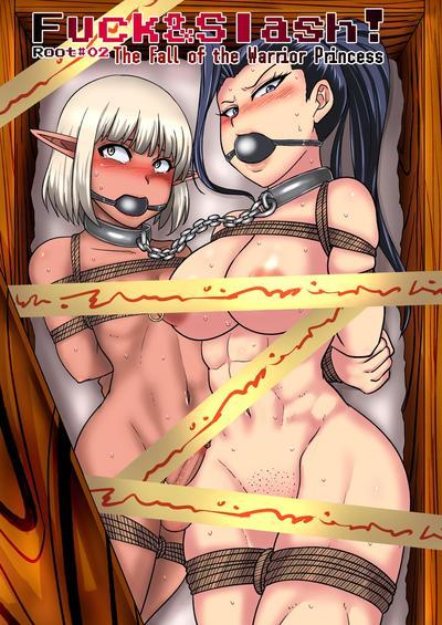 Fuck & Slash! Root #02 Senki Kanraku | Fuck & Slash! Root #02 The Fall of the Warrior Princess 0